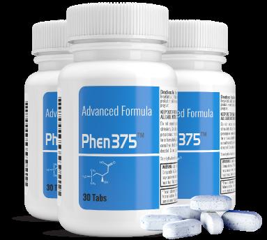 Phen375 Diet Pill – Fat Burner Appetite Suppressant: